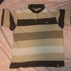 Authentic Collection Southpole 3 Button Polo